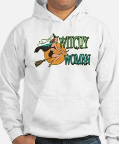 Retro Witchy Woman Hoodie