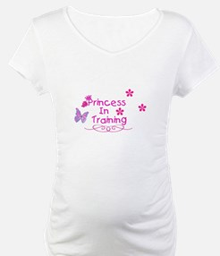 Maternity Princess in Training T-Shirt