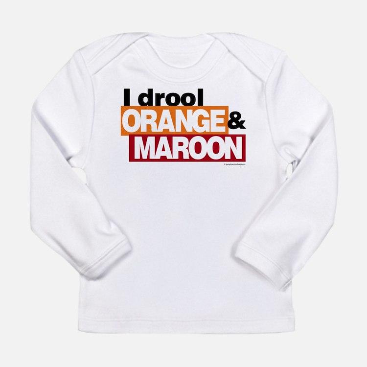 Cute Va tech Long Sleeve Infant T-Shirt