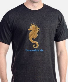 Personalized Seahorse T-Shirt