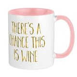Wine Small Mugs (11 oz)