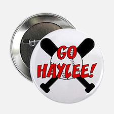 Go Haylee! Button