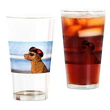 Chesapeake Bay Retriever Drinking Glass