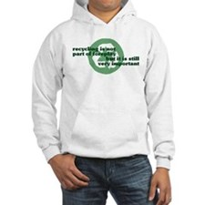 Recycling Hoodie