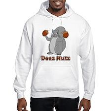 Deez Nutz Squirrel Hoodie