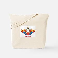 MOLLIE superstar Tote Bag