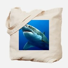 GREAT WHITE SHARK 3 Tote Bag