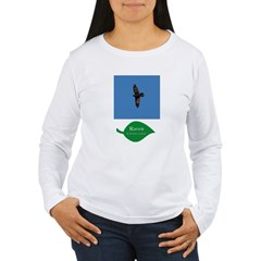 Raven in Flight T-Shirt