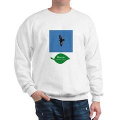 Raven in Flight Sweatshirt