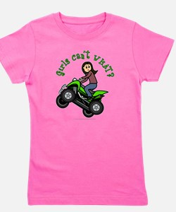 Unique Driving Girl's Tee