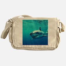 GREAT WHITE SHARK 1 Messenger Bag