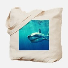 GREAT WHITE SHARK 1 Tote Bag