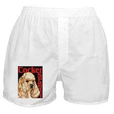 ASCOB American Cocker Spaniel Urban P Boxer Shorts