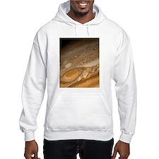 Voyager 1 Jupiter Red Spot Hoodie Sweatshirt