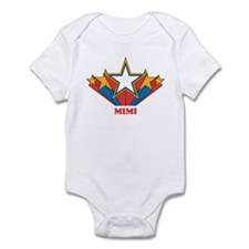 MIMI superstar Infant Bodysuit
