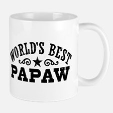 World's Best Papaw Mug