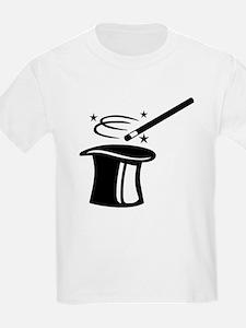 Magician top stick T-Shirt