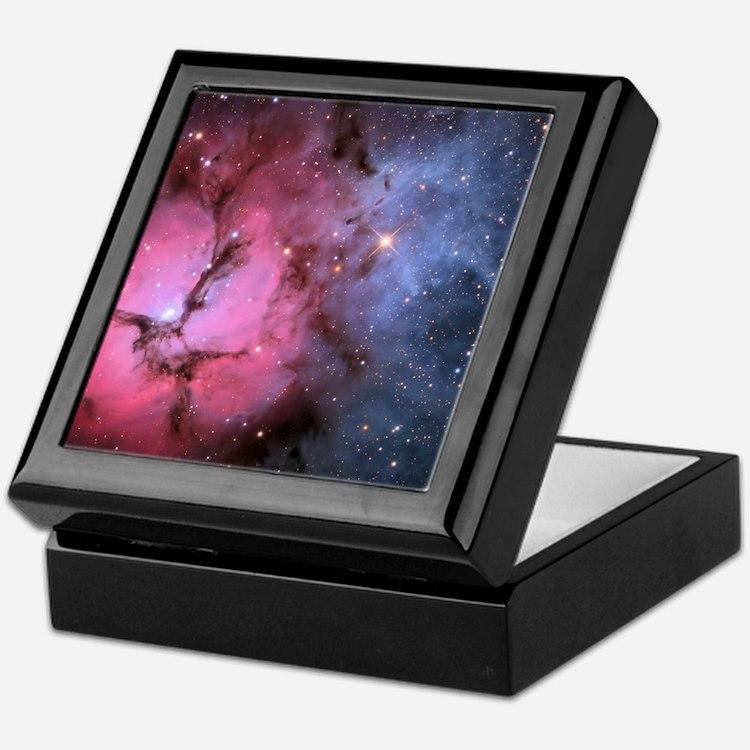 TRIFID NEBULA Keepsake Box