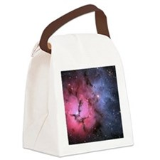 TRIFID NEBULA Canvas Lunch Bag