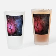 TRIFID NEBULA Drinking Glass