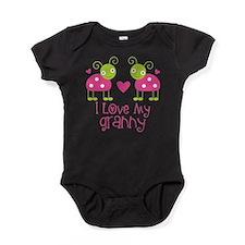 Funny Granny Baby Bodysuit