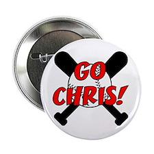 Go Chris! Button