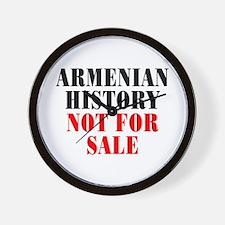 Armenian history - Wall Clock