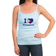 I love Philippines Tank Top