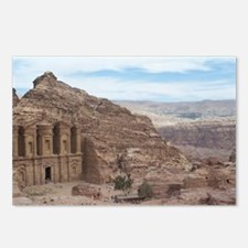 Petra Monastery Skylne Postcards (Package of 8)