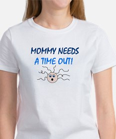 MOMMY TIME OUT Tee