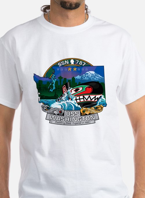 USS Washington SSN-787 Shirt
