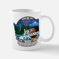 USS Washington SSN-787 Mug
