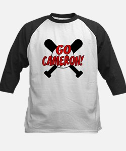 Mudcats Brother (front/back) Kids Baseball Jersey