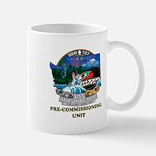 PCU Washington SSN-787 Mug