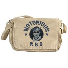 Notorious RBG III Messenger Bag