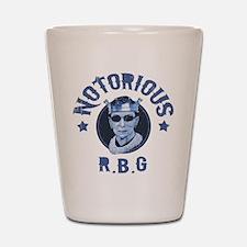 Notorious RBG III Shot Glass