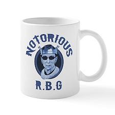 Notorious RBG III Small Mugs