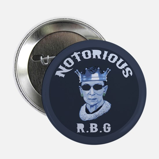"Notorious RBG III 2.25"" Button"