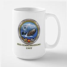 PCU Colorado SSN-788 Large Mug