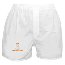 Ken the Friendly Ghost Boxer Shorts
