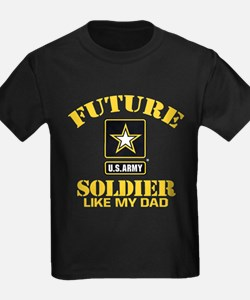 Future Army Soldier Like My Dad T