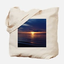 Millway Beach Sunset Tote Bag