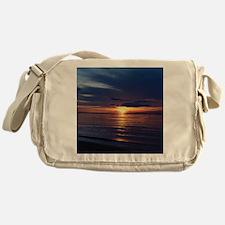 Millway Beach Sunset Messenger Bag