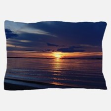 Millway Beach Sunset Pillow Case