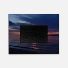 Millway Beach Sunset Picture Frame