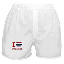 I love Thailand Boxer Shorts