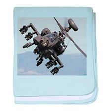 Apache Attack Helicopter Mousepad.png baby blanket