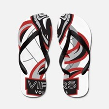 Alameda Vipers Volleyball Flip Flops