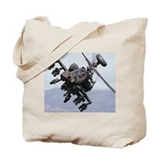 Apache Attack Helicopter Mousepad.png Tote Bag