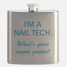 I'M A NAIL TECH Flask